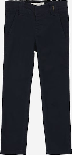 NAME IT Chinohose 'Silas' in navy, Produktansicht