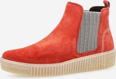 GABOR Chelseaboots in rot, Produktansicht