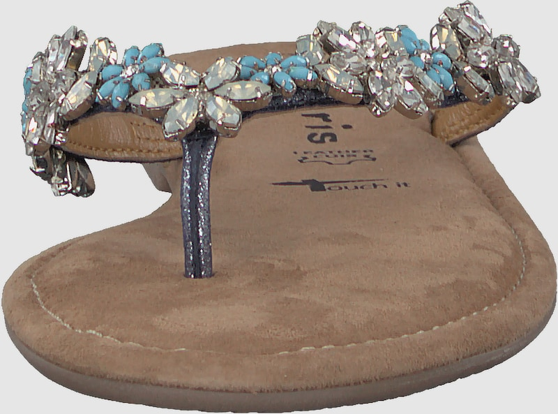 Haltbare Mode Zehentrenner billige Schuhe TAMARIS | Zehentrenner Mode Schuhe Gut getragene Schuhe 7adb33