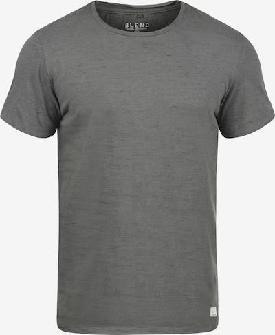 BLEND Rundhalsshirt 'Barnd' in grau, Produktansicht