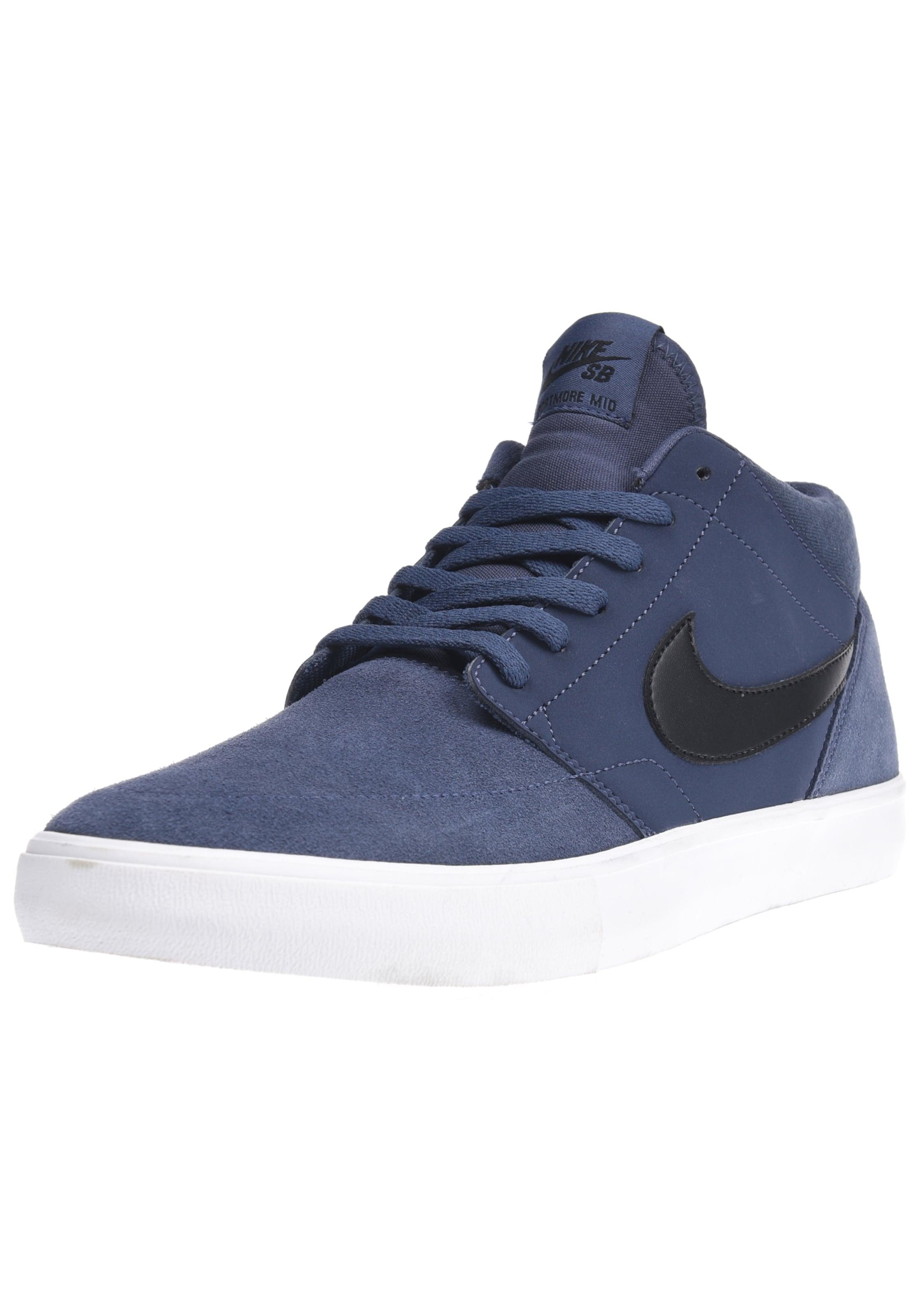 Nike SB Sneaker  Portmore II Solar Mid