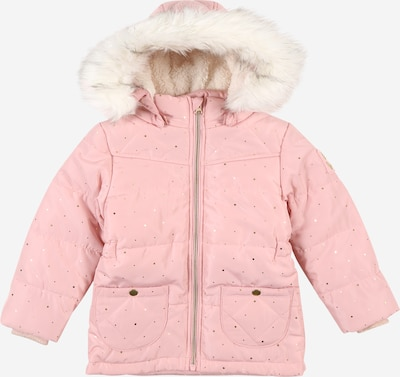 NAME IT Jacke in gold / rosa, Produktansicht