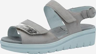 SEMLER Sandalen in taupe, Produktansicht