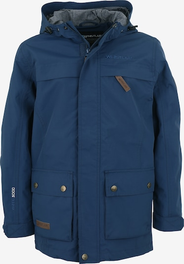 Whistler Outdoorjacke 'Glenwood' in blau, Produktansicht