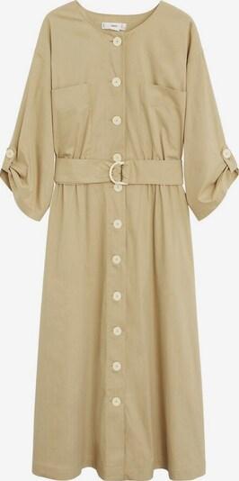 MANGO Kleid 'zanzibar' in gelb, Produktansicht