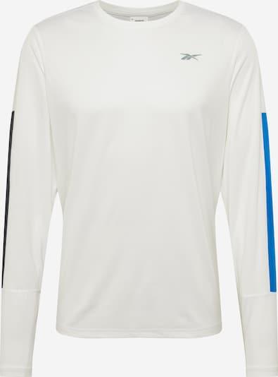 Tricou funcțional REEBOK pe alb, Vizualizare produs