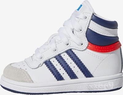 ADIDAS ORIGINALS Sneaker in navy / hellgrau / hellrot / weiß, Produktansicht