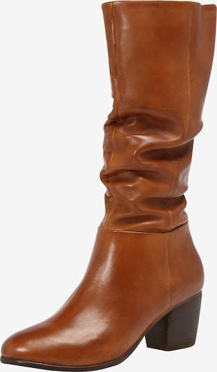 SPM Stiefel 'Disaac' in dunkelbraun, Produktansicht