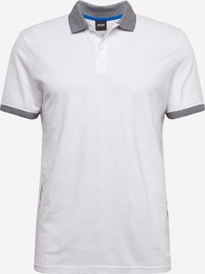 BOSS T-Shirt 'PLike' en blanc, Vue avec produit