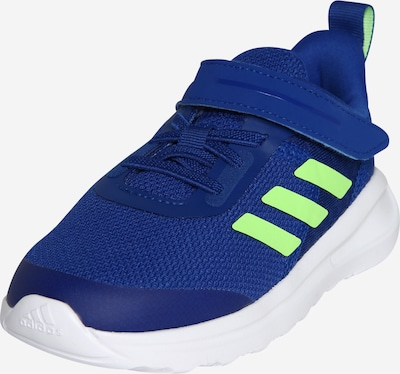 ADIDAS PERFORMANCE Sports shoe 'FortaRun 2020' in Navy / Neon green / White, Item view