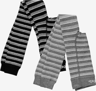 EWERS Leggings 'Ringel' in grau / schwarz / weiß, Produktansicht
