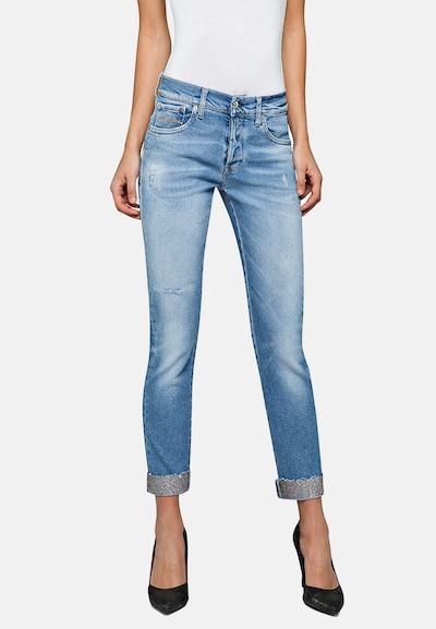 REPLAY Jeans in blau, Modelansicht