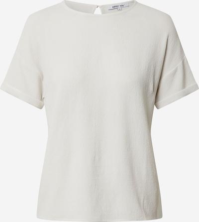 Tricou 'Malina' ABOUT YOU pe alb, Vizualizare produs
