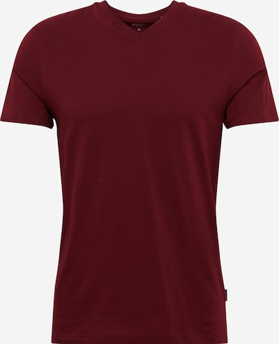 BURTON MENSWEAR LONDON Shirt 'Burgundy' in burgunder, Produktansicht
