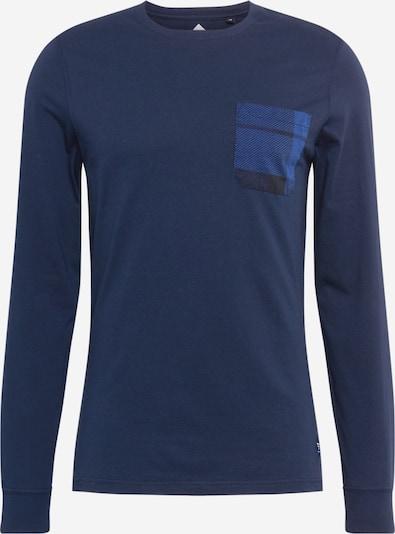 Marškinėliai iš Beacon by Barbour , spalva - mėlyna / tamsiai mėlyna, Prekių apžvalga