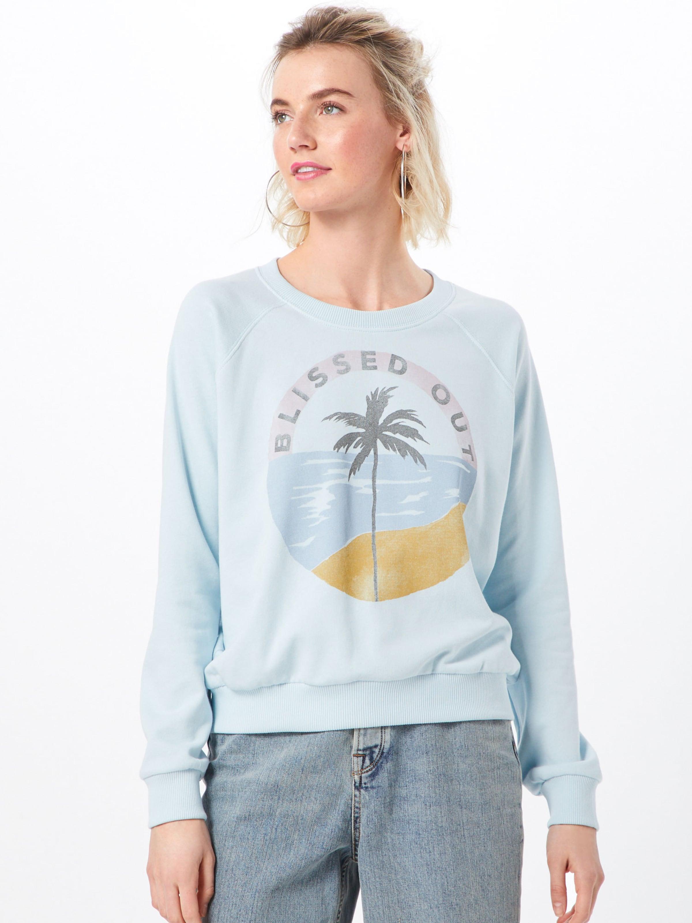 shirt Clair En Sweat 'laguna Beach' Bleu Billabong yvwOmNn08
