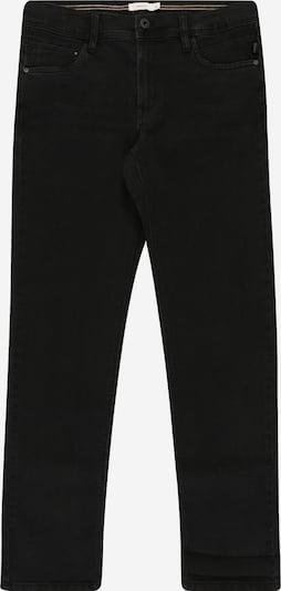 NAME IT Jeans in black denim: Frontalansicht