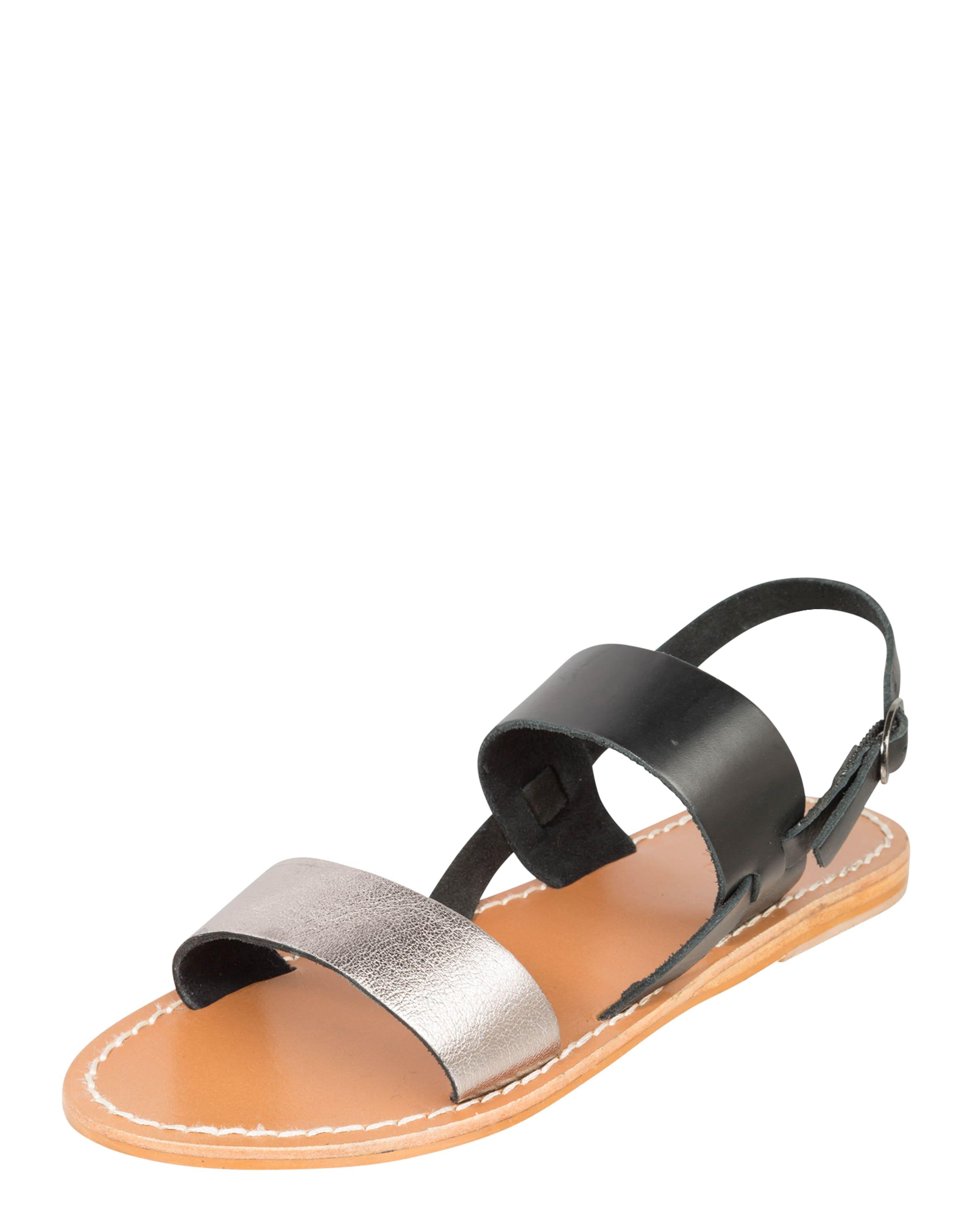Günstige Online Günstig Kaufen Finden Große INUOVO Sandale mit Metallic-Riemen Verkaufskosten Billige Echte Billig Verkauf Vermarktbare cjt0MA9Sq
