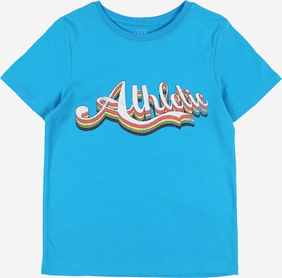 NAME IT Shirt 'Victor' in türkis, Produktansicht