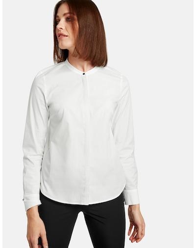 TAIFUN Bluse in offwhite, Modelansicht