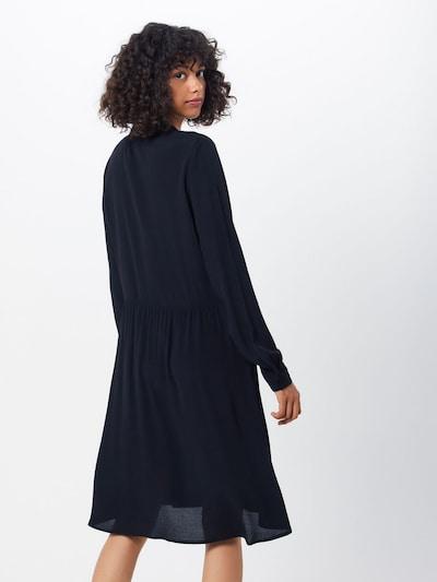 minimum Kleid 'Bindie' in schwarz: Rückansicht