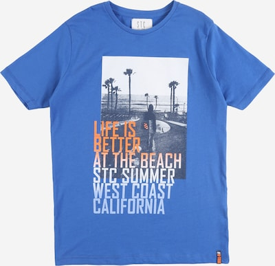 STACCATO Shirt in royalblau, Produktansicht