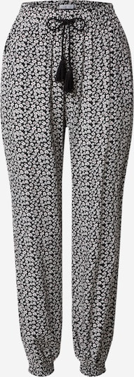 Hailys Pantalon 'Roxy' en noir: Vue de face