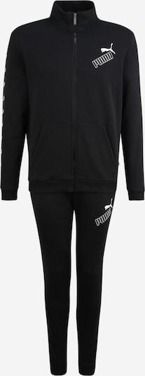 Îmbrăcaminte sport 'AMPLIFIED' PUMA pe negru / alb, Vizualizare produs