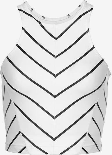 LASCANA ACTIVE Sportski top u crna / bijela, Pregled proizvoda