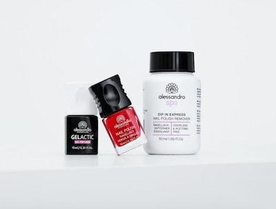alessandro INTERNATIONAL Nagellack set 'Perfect Polish' in rot, Produktansicht