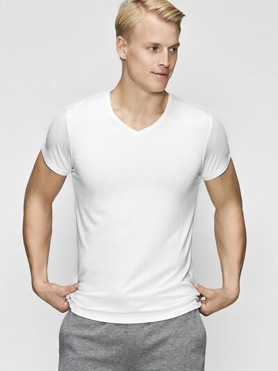 JBS OF DENMARK Unterhemd in weiß, Modelansicht