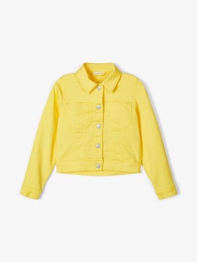 NAME IT Prechodná bunda - neónová žltá, Produkt