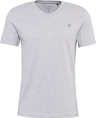 Marc O'Polo T-shirt 'short-sleeve v-neck shaped fit'