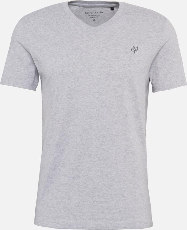 Chiné shirt O'polo Marc En T Gris 5j4L3AR