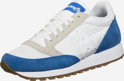 saucony Sneaker 'Jazz Vintage' in beige / blau / weiß, Produktansicht