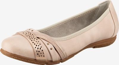 JANE KLAIN Klassische Ballerinas in pink, Produktansicht