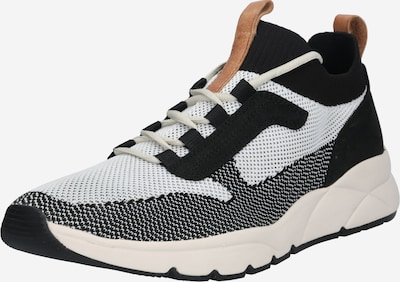 CAMEL ACTIVE Tenisky 'Run' - černá / bílá, Produkt