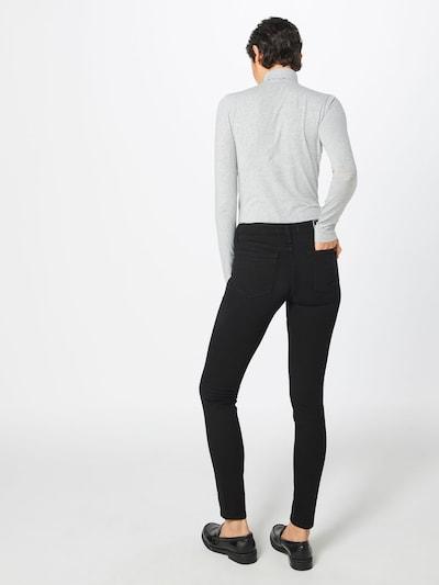 Calvin Klein Jeans Jeans '011' in schwarz: Rückansicht