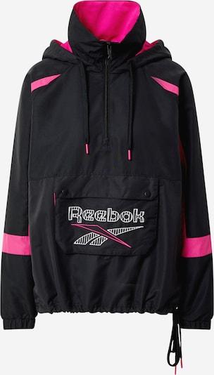 Geacă funcțională Reebok Classic pe roz / negru, Vizualizare produs