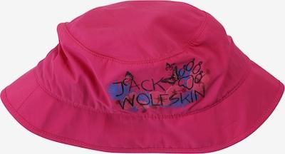 JACK WOLFSKIN Hut 'Supplex Magic Forest Hat Kids' in pink, Produktansicht
