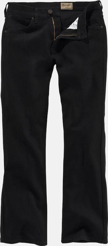 WRANGLER Stiefelcut-Jeans 'Jacksville' in schwarz  Neue Kleidung in dieser Saison