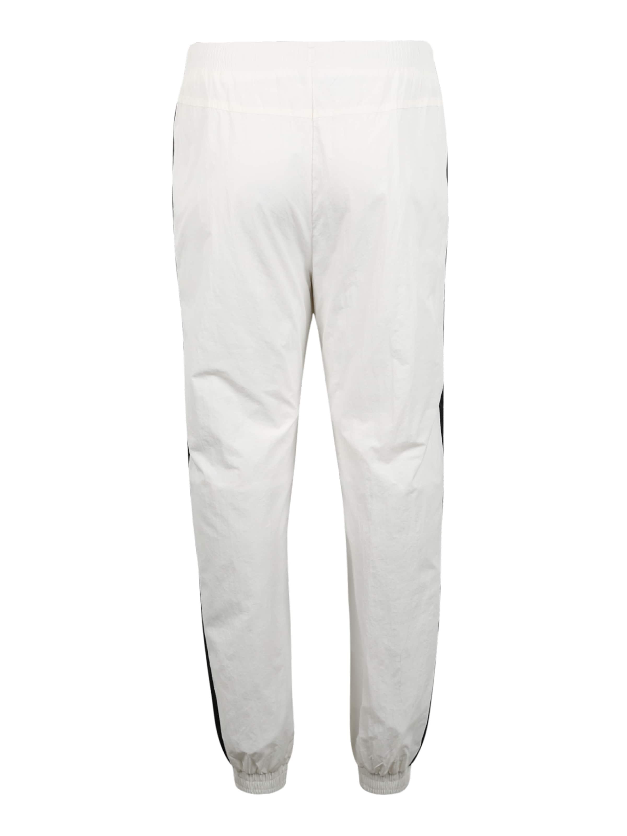 'ladies Striped Pantalon Classics Curvy Crinkle Pants' NoirBlanc Urban En OZkuPXi