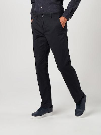 ESPRIT Pantalon chino en bleu marine, Vue avec modèle