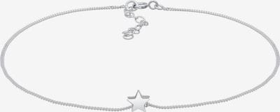 ELLI Fußschmuck 'Sterne' in silber, Produktansicht