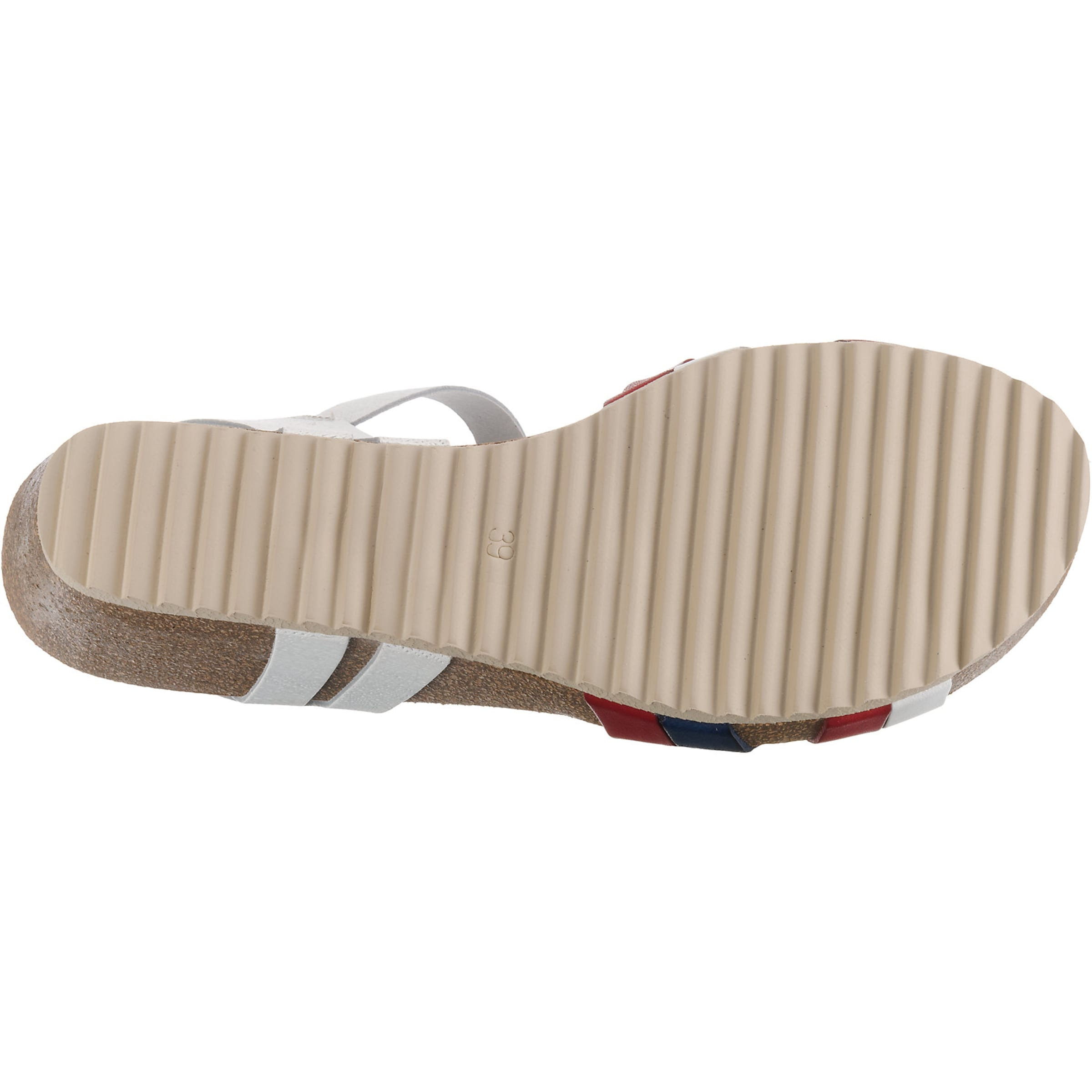Sandalette In NavyFeuerrot Weiß Paul Vesterbro NwmO8nv0y