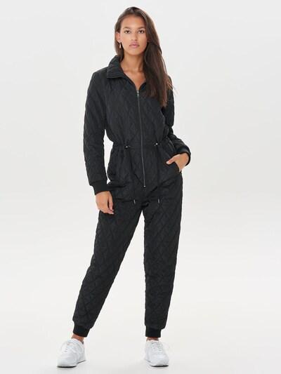 ONLY Jumpsuit in de kleur Zwart, Modelweergave