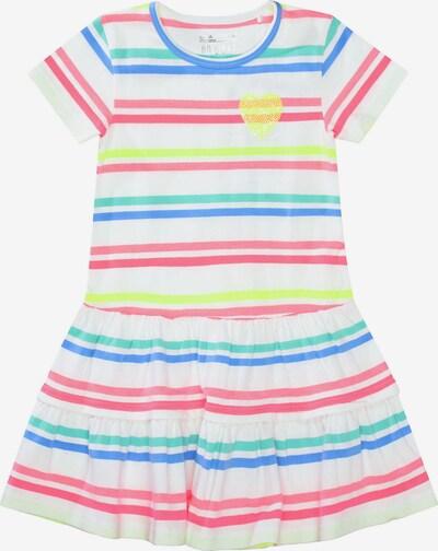 STACCATO Kleid in blau / jade / mischfarben / pitaya / offwhite, Produktansicht