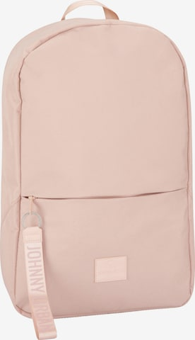 Johnny Urban Backpack 'Milo' in Pink