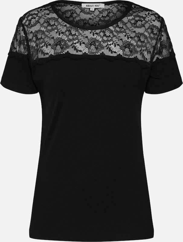 shirt En T shirt En 'ela' T Noir T 'ela' Noir 0XOwPk8n