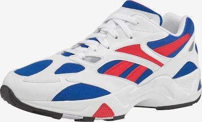 REEBOK Sneaker 'AZTREK 96 M' in hellblau / rot / weiß, Produktansicht